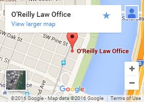 O'Reilly Law Office on Google Maps