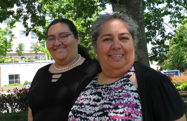 Perla (right) & Elva (Left)